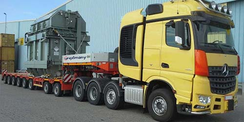 Land transportation We offer arrangements with competitive prices and  proper time services for land transportation to carrier your cargo from discharging port to the final destination , or from warehouse to loading port